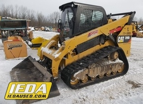 Used 2015 Caterpillar 299D2 For Sale
