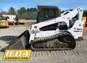 Used 2015 Bobcat T770 For Sale