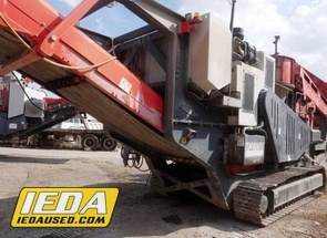 Used 2014 Sandvik QS 331 For Sale