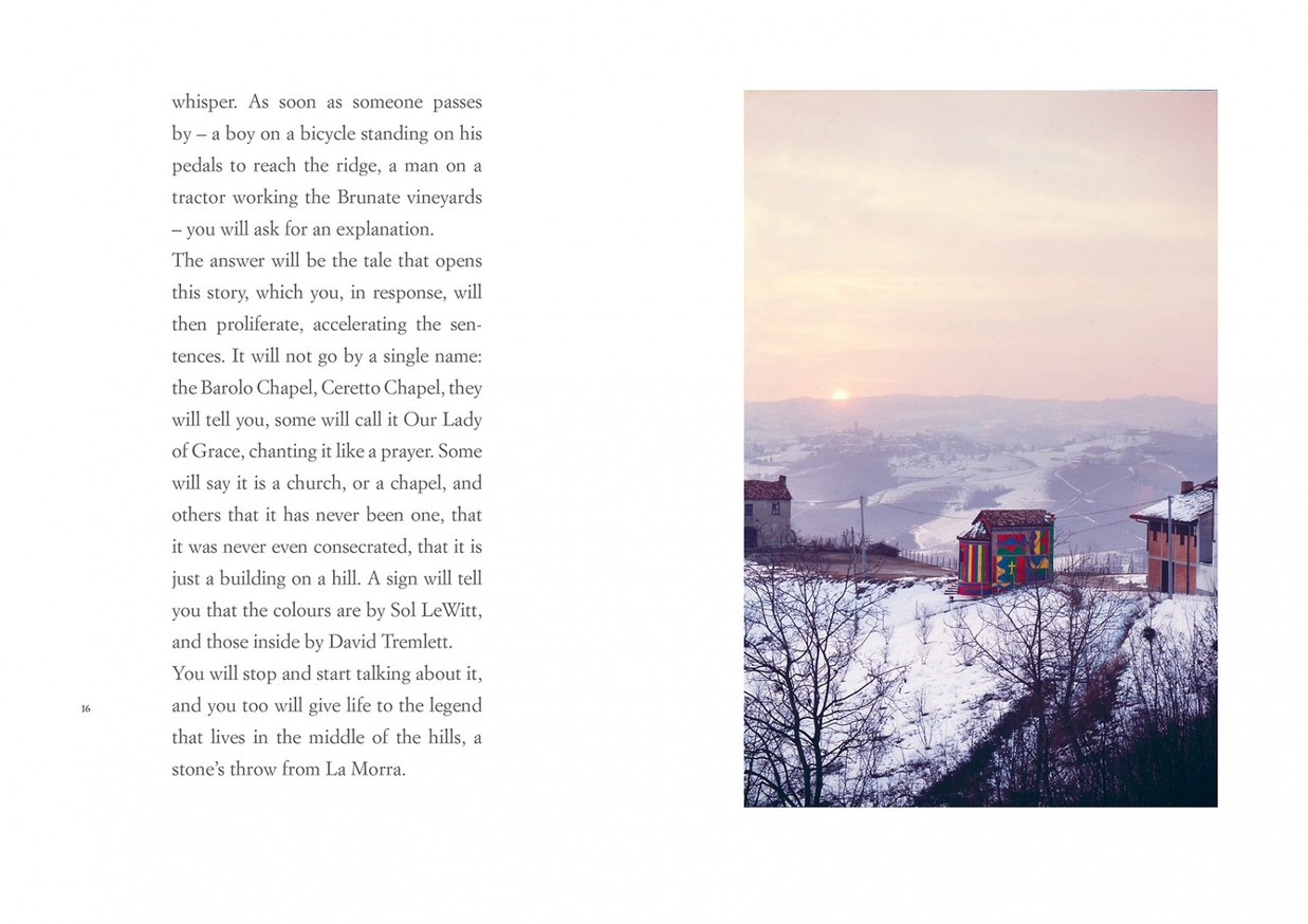 The Chapel Of Barolo By Sol Lewitt & David Tremlett: The Last Eclipse Of The Millennium thumbnail 3