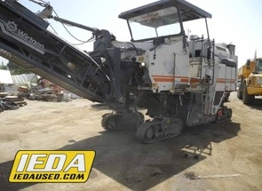 Used 2009 Wirtgen W1900 For Sale