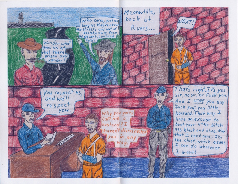 Publishing 'Zines for Prisoners : An Interview with Anthony Rayson thumbnail 3