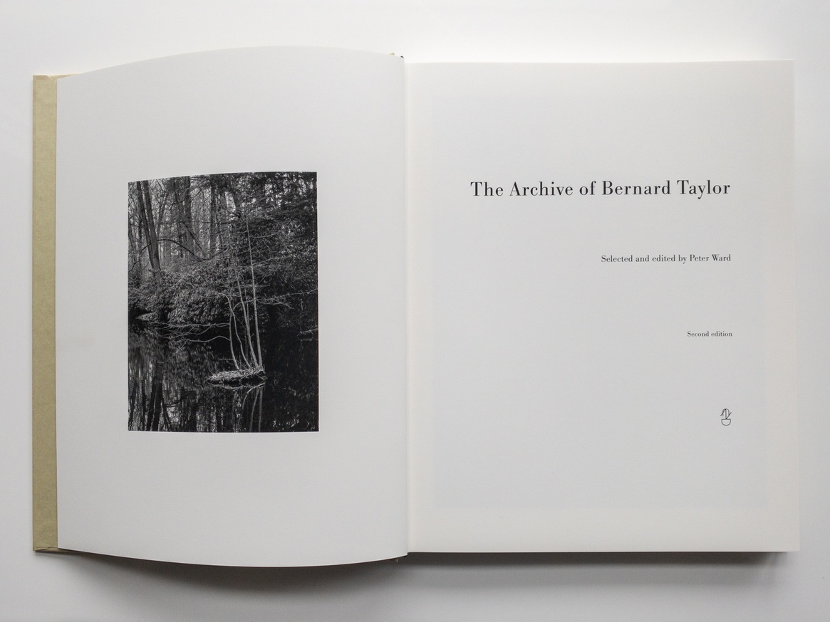 The Archive of Bernard Taylor. Selected and edited by Peter Ward thumbnail 2
