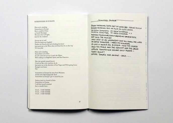 Ariel Pink's Haunted Graffiti - Selected Lyrics thumbnail 3