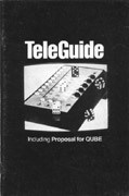 TeleGuide : Including Proposal for QUBE