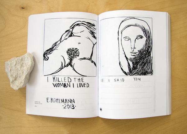 Emma Kohlmann : Zines 2012-2015 thumbnail 3