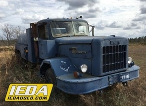 Used 1972 White CONSTRUCKTOR For Sale