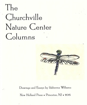 The Churchville Nature Center Columns
