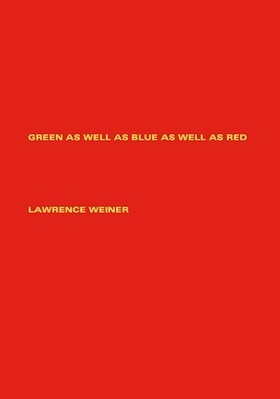 Green as Well as Blue as Well as Red [Reprint]