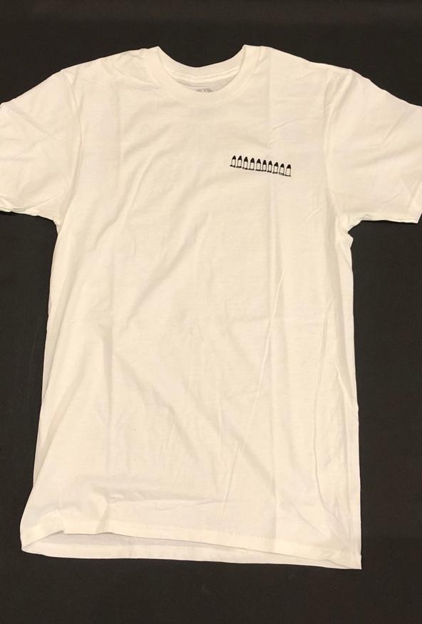 10 Bullets T-Shirt [X-Large] thumbnail 2
