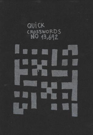 Quick Crosswords n. 13.692