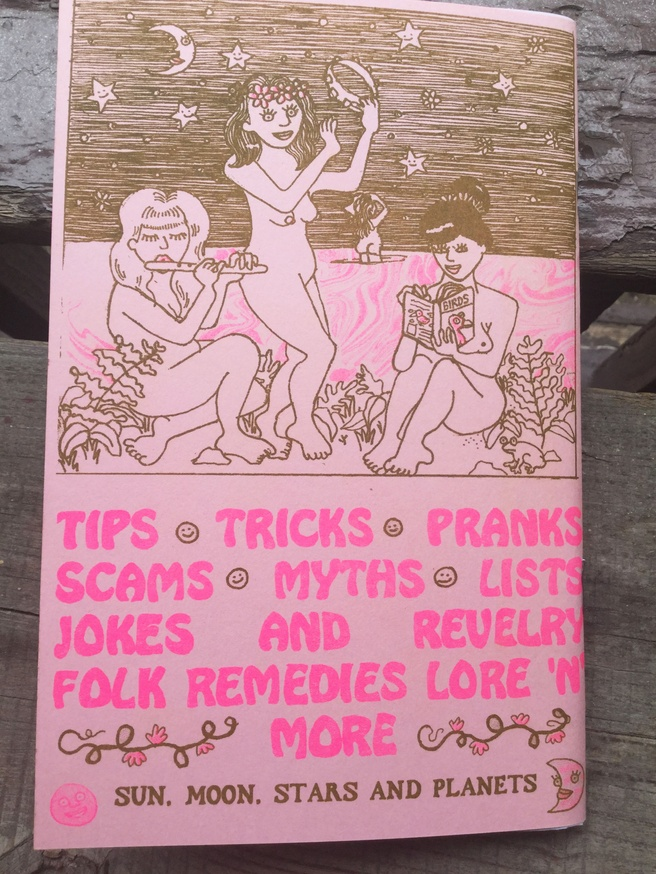 The Nudie Ladies All Season Almanac and Vade Mecum thumbnail 2
