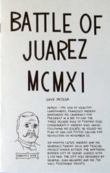 Battle of Juarez MCMXI