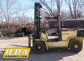 Used 1998 Hyster H135XL For Sale