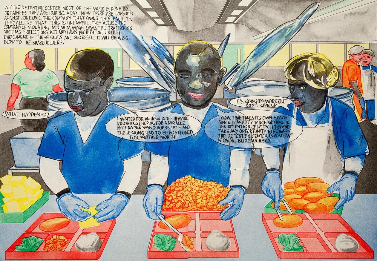 Between Worlds: an asylum seeker in America thumbnail 4
