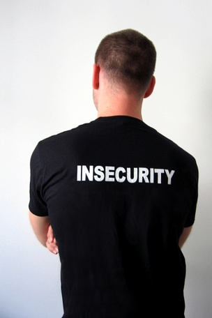 Indestructible Artifact # 11: Confidence (Original, Black) [Medium]