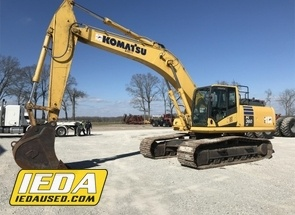 Used 2013 Komatsu PC360LC-10 For Sale