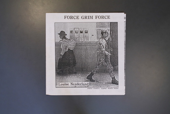 Force Grim Force : Violence is Legitimate Politics