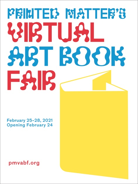 Printed Matter's Virtual Art Book Fair