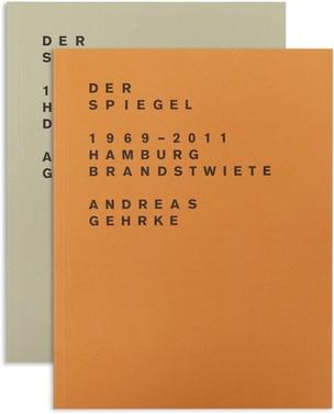 Andreas Gehrke : Der Spiegel 1969–2011 Hamburg, Brandstwiete / Der Spiegel 1995–2011 Hamburg, Dovenfleet