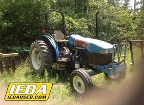 Used  New Holland TN55 For Sale