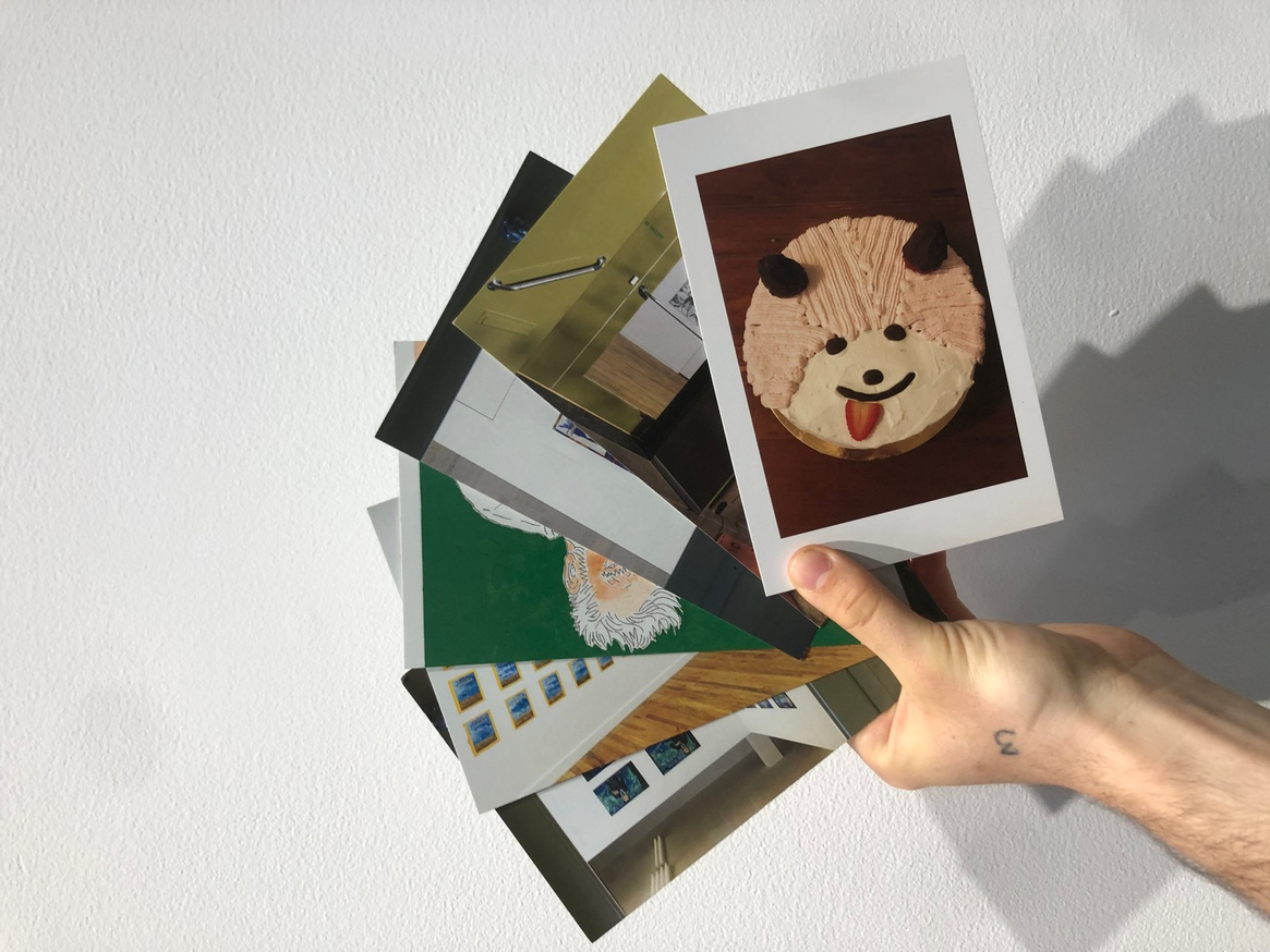 3A Gallery Postcards