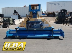 Used 2010 Vacuworx RC16 For Sale
