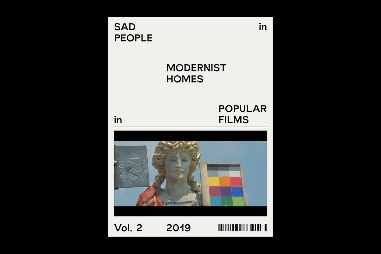 Sad People in Modernist Homes in Popular Films, Vol. 2 thumbnail 1