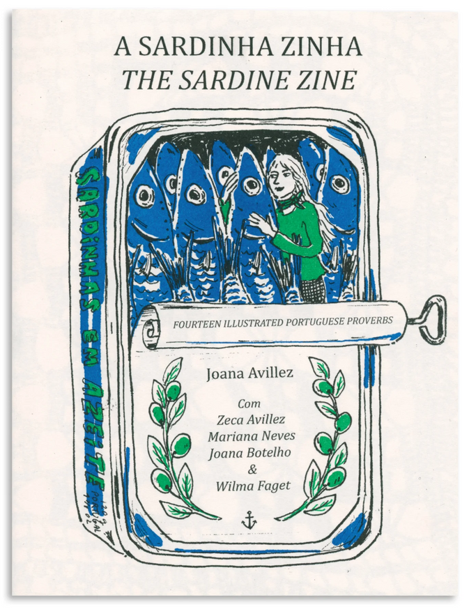 The Sardine Zine thumbnail 1