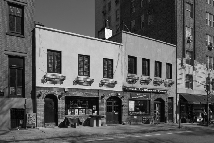 FIG. 6: The former Stonewall Inn, 2016. Photograph by Christopher D. Brazee/NYC LGBT Historic Sites Project.
