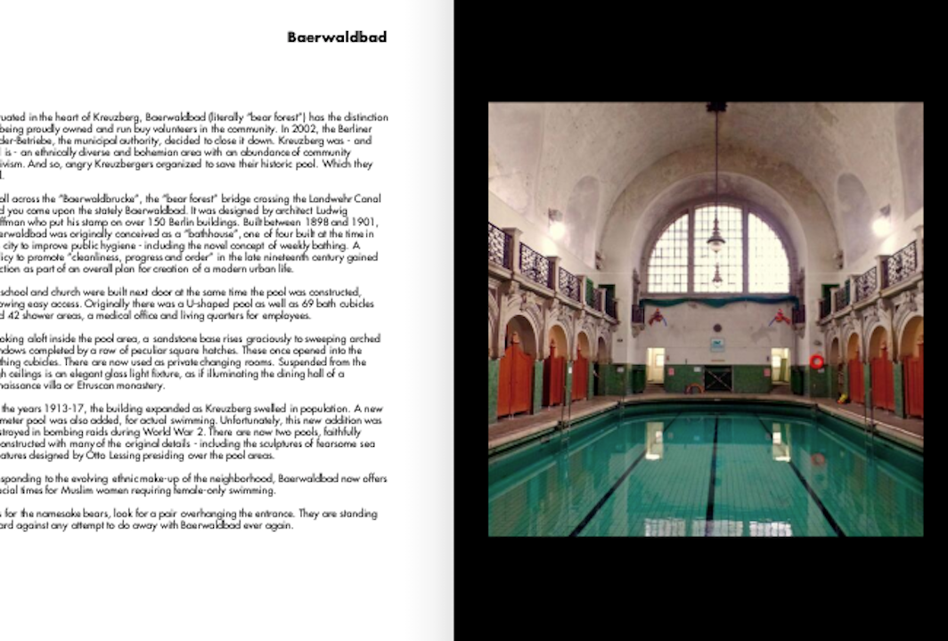 Dark Pools: Historic Swimming Pools of Berlin thumbnail 3