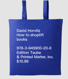How To Shoplift Books Tote thumbnail 2