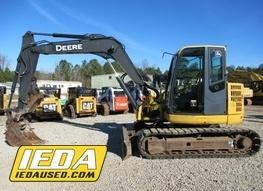 Used 2012 John Deere 85D For Sale