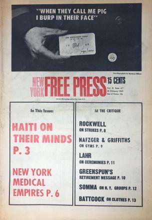 New York Free Press