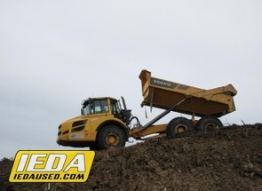 Used 2014 Volvo A25F For Sale