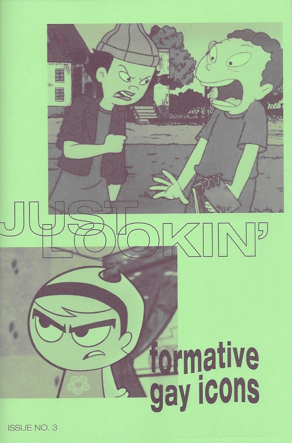 Just Lookin' Issue 3: Formative Gay Icons