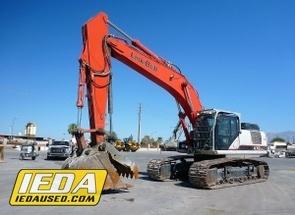 Used 2014 Link-Belt 470 X3 For Sale