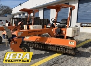 Used 2014 LayMor SWEEPMASTER 300 For Sale