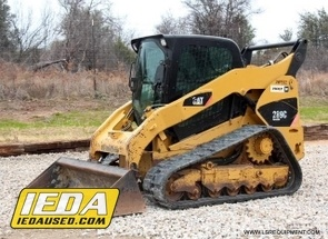 Used 2011 Caterpillar 289C For Sale