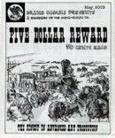 Five Dollar Reward