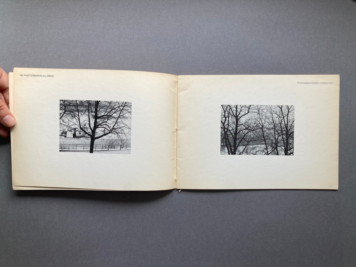 Marcel Broodthaers (No Photographs Allowed) thumbnail 2