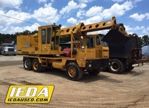Used 1990 Gradall G660E For Sale