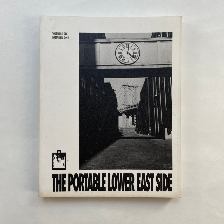 The Portable Lower East Side: Vol. 6, No. 1