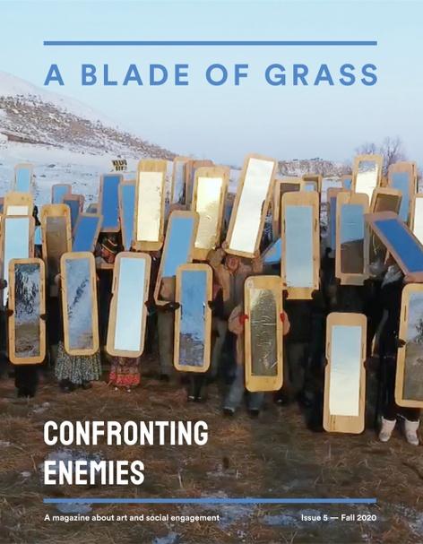 A Blade of Grass presents Conversations@Moore: Grupo de Arte Callejero and Solana Chehtman