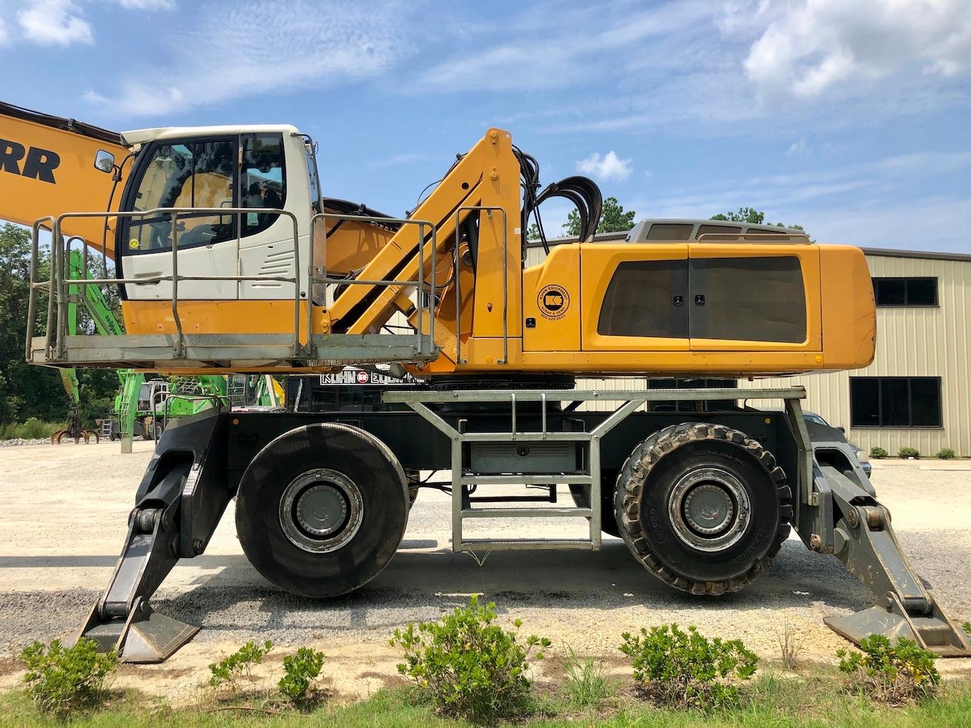 Used 2013 Liebherr LH80M For Sale