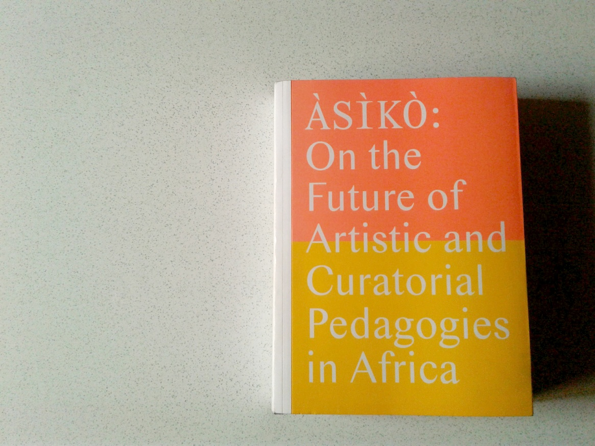 Àsìkò: On the Future of Artistic and Curatorial Pedagogies in Africa thumbnail 1