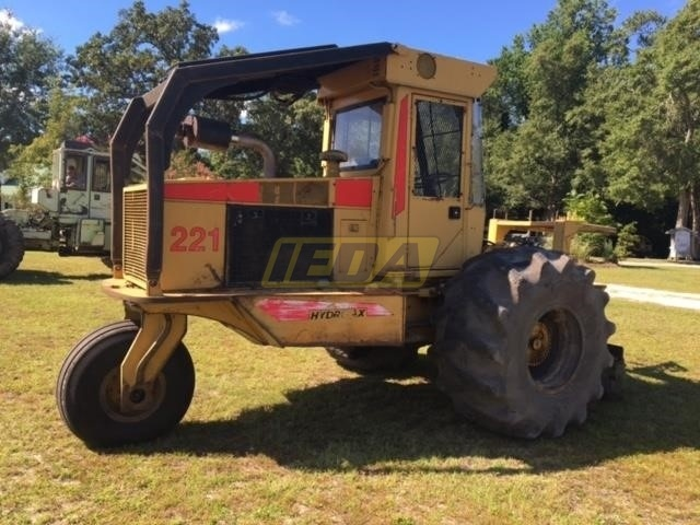 Used 1993 Hydro-Ax 221 For Sale