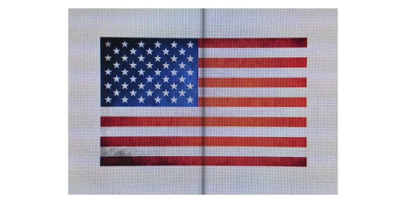 123fb1f4959 Corinne Vionnet - Total Flag - Printed Matter