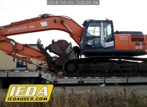 Used 2009 Hitachi ZX270 LC-3 For Sale