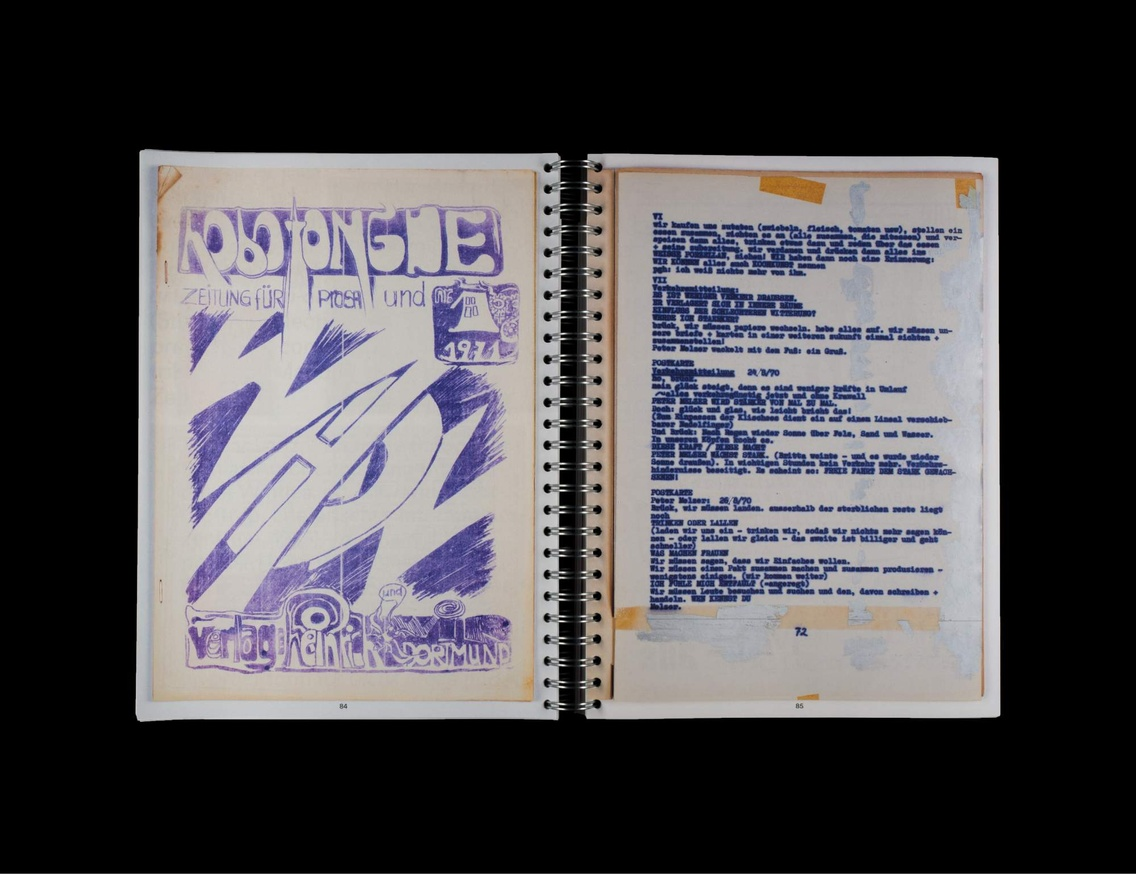 Under the Radar : Underground Zines and Self-Publications 1965-1975 thumbnail 5